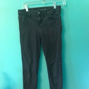 american eagle skinny jeggings jeans size 4